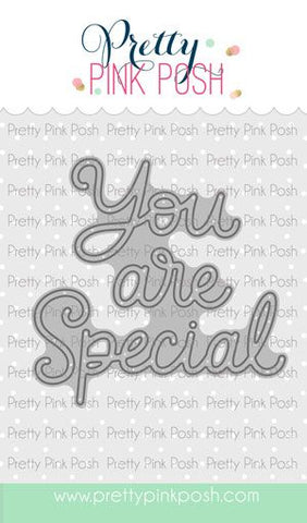 You Are Special Script Die