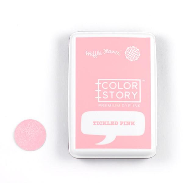Tickled Pink Dye Ink