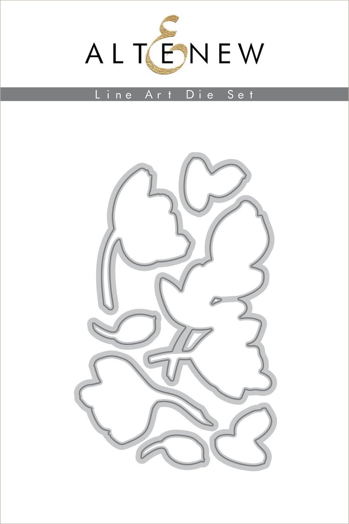 Line Art Die Set