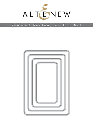 Rounded Rectangles Die Set