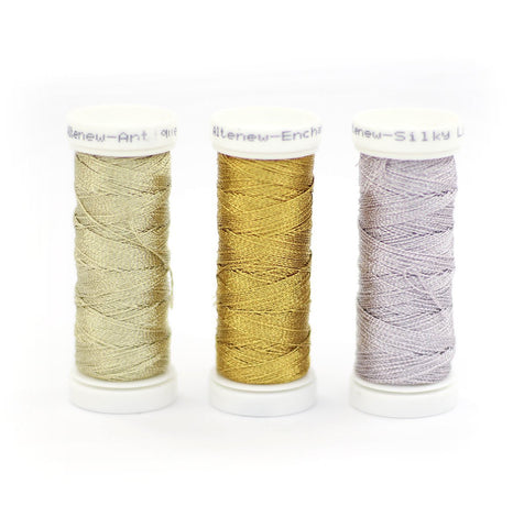 Metallic Thread Set