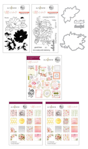 Celebrate Scrapbook Collection