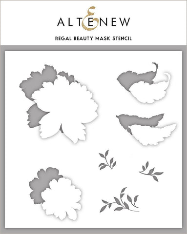 Regal Beauty Mask Stencil