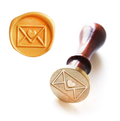 Wax Seal Stamp - With Love