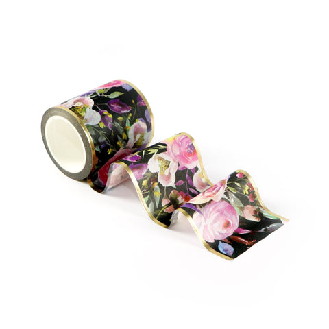 Floral Field Washi Tape