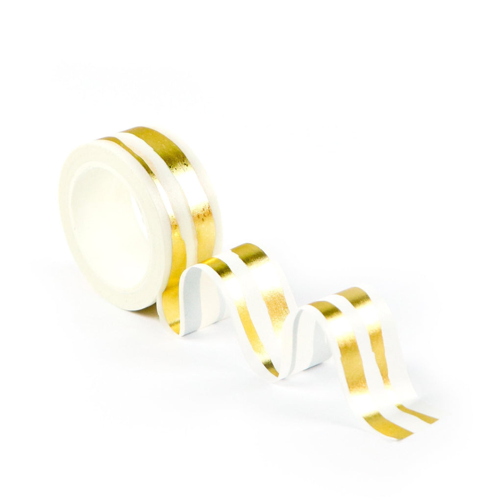 Golden Stream Washi Tape