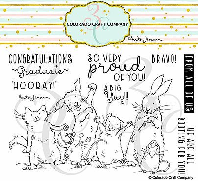 Anita Jeram - Proud of You