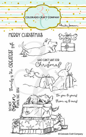 Anita Jeram - Christmas Presents