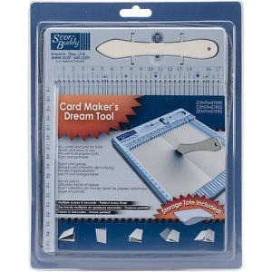 Scor-buddy Mini Scoring Board (metric)