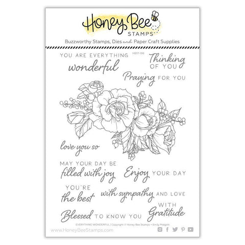Everything Wonderful Stamp Set