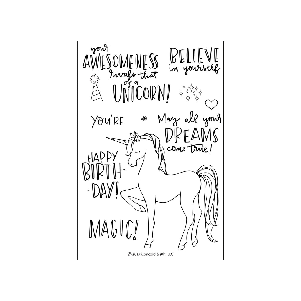 Unicorn Awesomeness