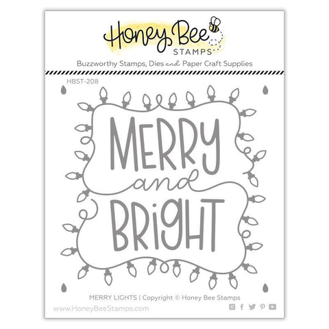 Merry Lights Stamp Set