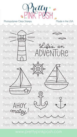Nautical Stamp Set