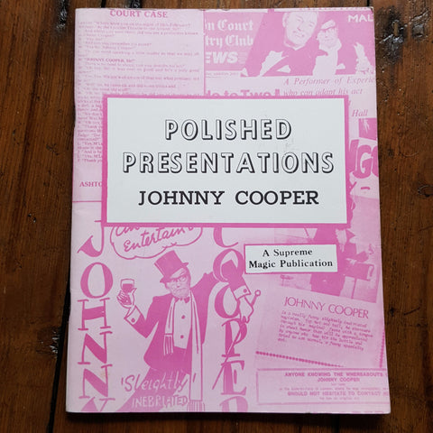 Polished Presentations - Johnny Cooper - Kaymar Magic