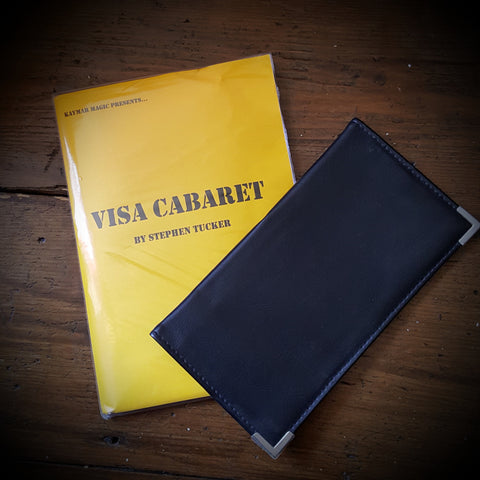 Visa Cabaret by Stephen Tucker - Kaymar Magic