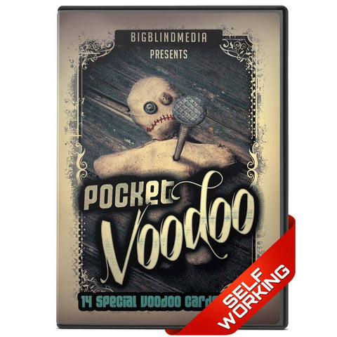 Pocket Voodoo by Liam Montier - Kaymar Magic