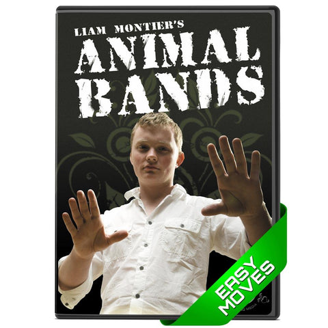 Animal Bands by Liam Montier - Kaymar Magic