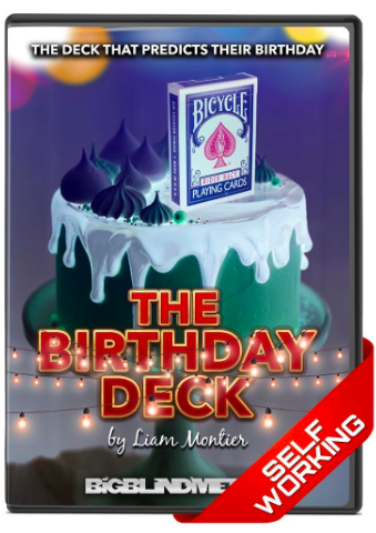 The Birthday Deck by Liam Montier and Big Blind Media