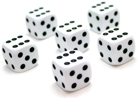 The Professional 'Just Chance' Dice!