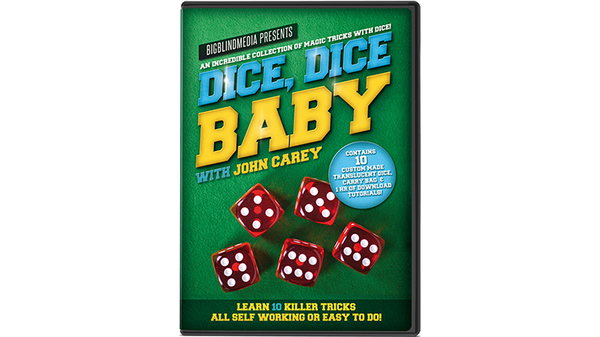 Dice Dice Baby!  John Carey and Big Blind Media