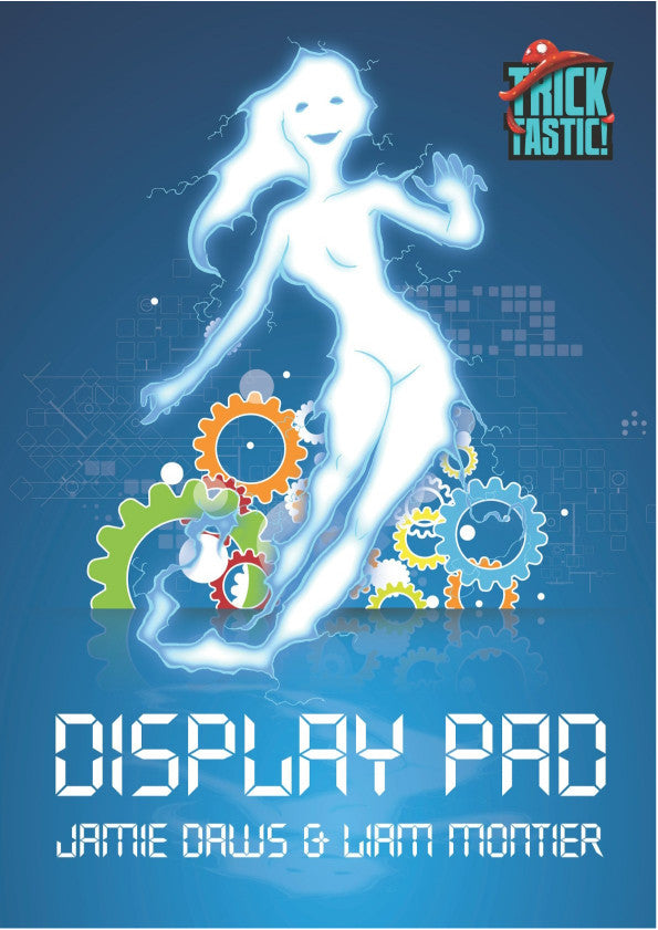 The Display Pad by Liam Montier and Jamie Daws (e-book) - Kaymar Magic