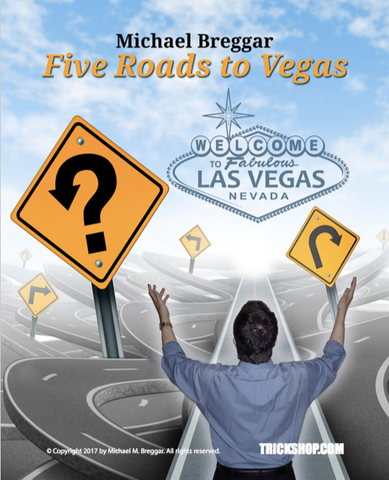 Five Roads to Vegas by Michael Breggar - eBook
