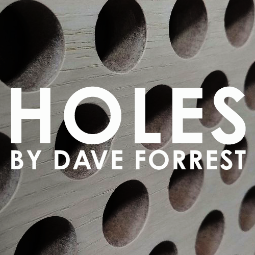 Holes by Dave Forrest - Kaymar Magic