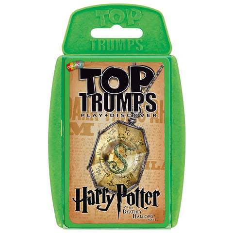 Harry Potter Top Trump Forcing Pack!  Choose your force card! - Kaymar Magic