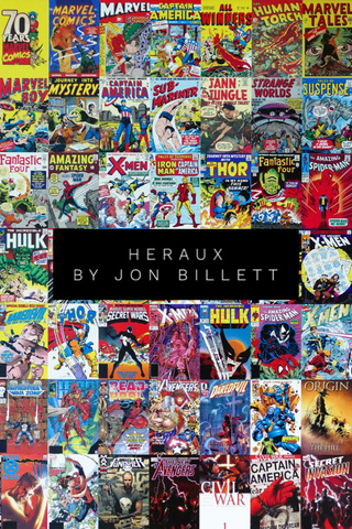Heraux by Jon Billett - Kaymar Magic