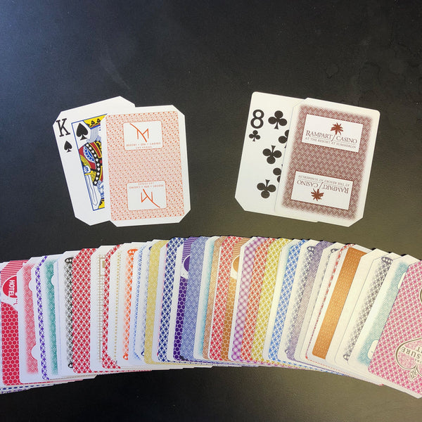 The Rainbow Deck - Las Vegas Version! (Includes Hard Plastic Storage Case) - Kaymar Magic