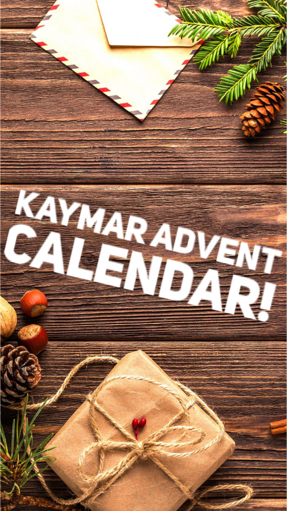 The Kaymar Magic ADVENT CALENDAR! - Kaymar Magic
