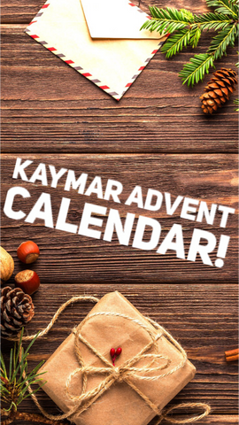 The Kaymar Magic ADVENT CALENDAR!