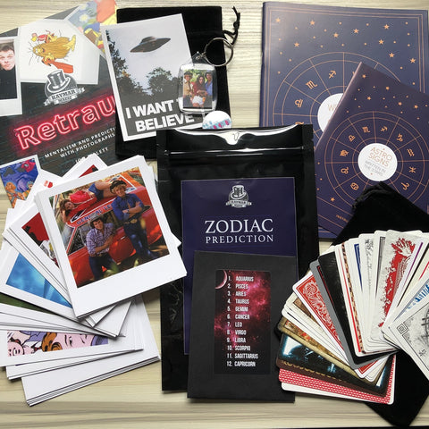 The ZODIAC PREDICTION Lockdown BUNDLE!  SAVE £34.99!  JUST 10 SETS AVAILABLE!