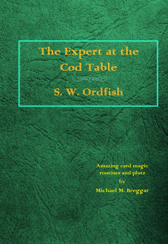 Expert At The COD Table eBook by Michael Breggar PDF! - Kaymar Magic
