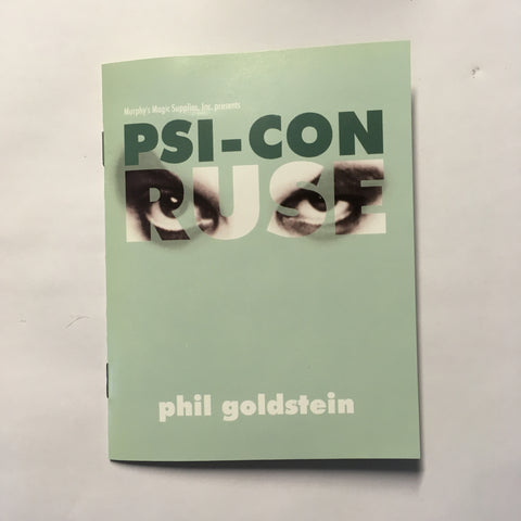 Psi-Con Ruse - Phil Goldstein - Kaymar Magic