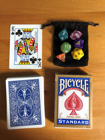 Bicycle Reverse Svengali Deck
