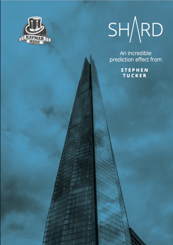 SHARD by Stephen Tucker - Kaymar Exclusive!