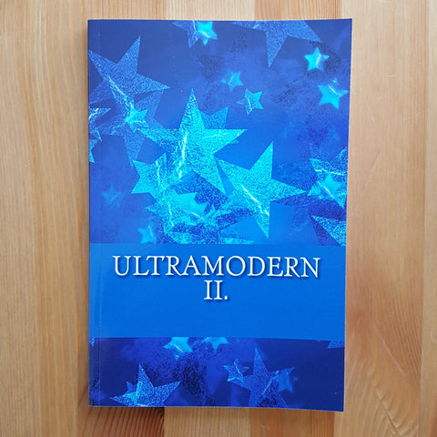 Ultra Modern II - Ryan Matney and friends - Book. - Kaymar Magic