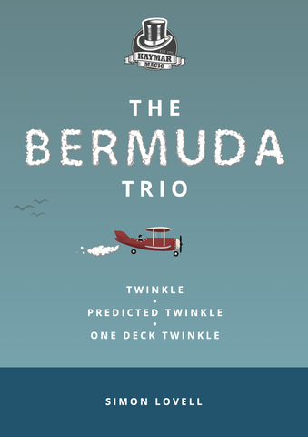 The Bermuda Trio - By Simon Lovell *Includes Special Deck*