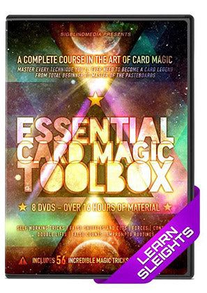 Liam Montier's Essential Card Magic Toolbox - Kaymar Magic