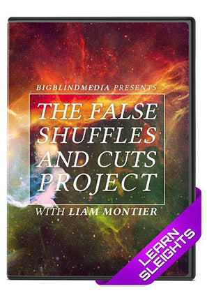 The False Shuffles and Cuts Project - Liam Montier - Kaymar Magic