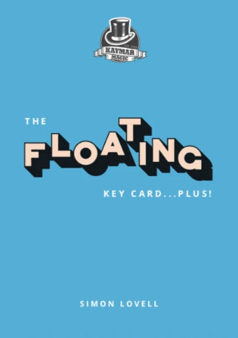 Floating Key Card Plus - eBook edition! Simon Lovell
