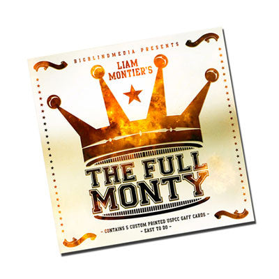 The Full Monty by Liam Montier - Kaymar Magic