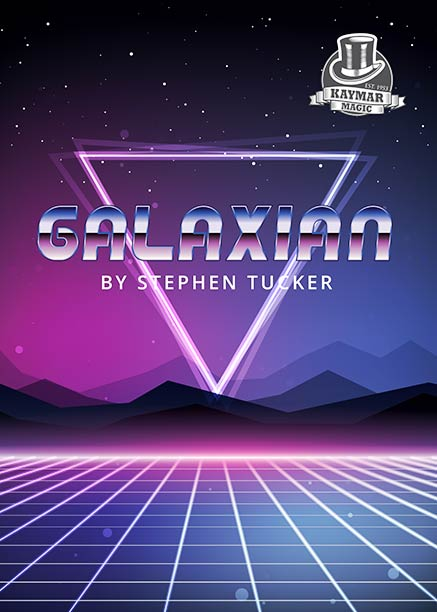 GALAXIAN by Stephen Tucker - Kaymar Exclusive! - Kaymar Magic