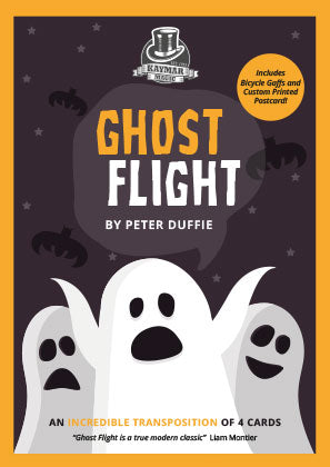 Ghost Flight by Peter Duffie! - Kaymar Magic