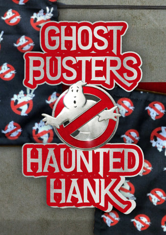 Haunted Hank (aka Glory) - GHOSTBUSTER EDITION!  Kaymar Exclusive!