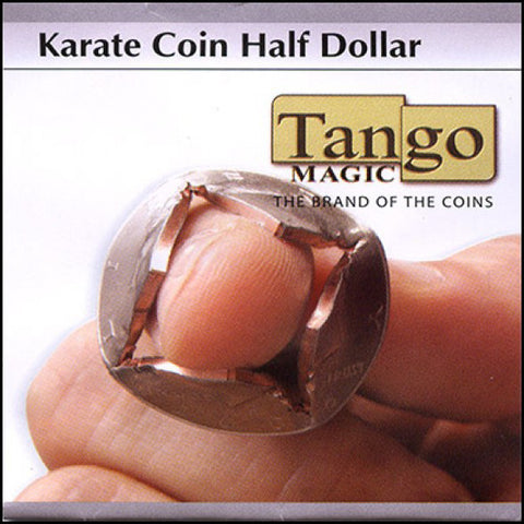 Karate Coin by Tango - Kaymar Magic