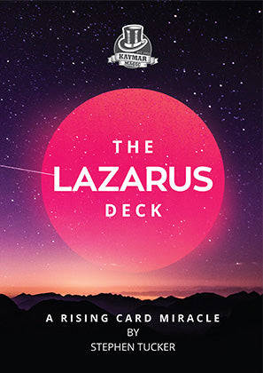Lazarus Deck by Stephen Tucker - Kaymar Magic