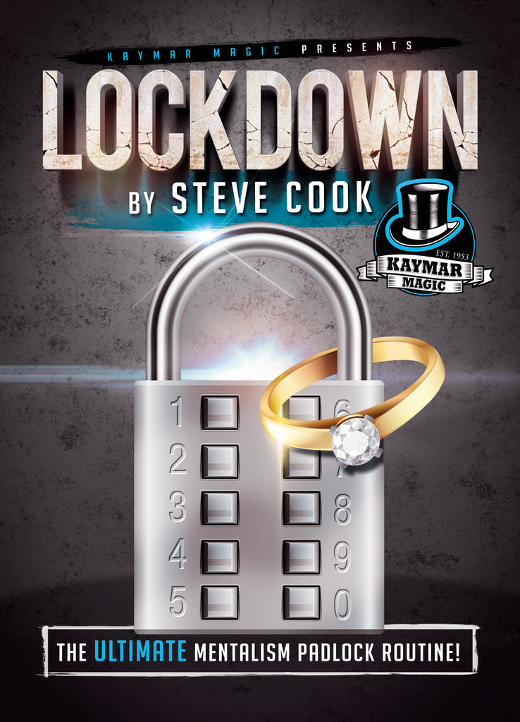 Lockdown by Steve Cook and Kaymar Magic!