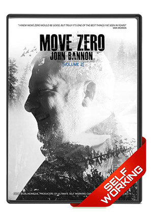Move Zero Vol. 2 - John Bannon - Kaymar Magic
